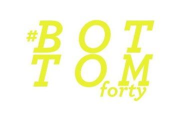 BOTTOM FORTY LOGO RASTERIZED